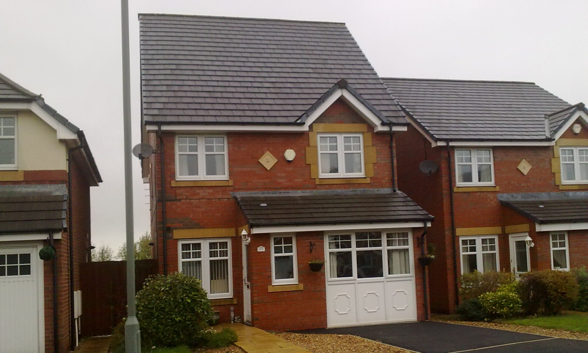 Detached property in Accrington