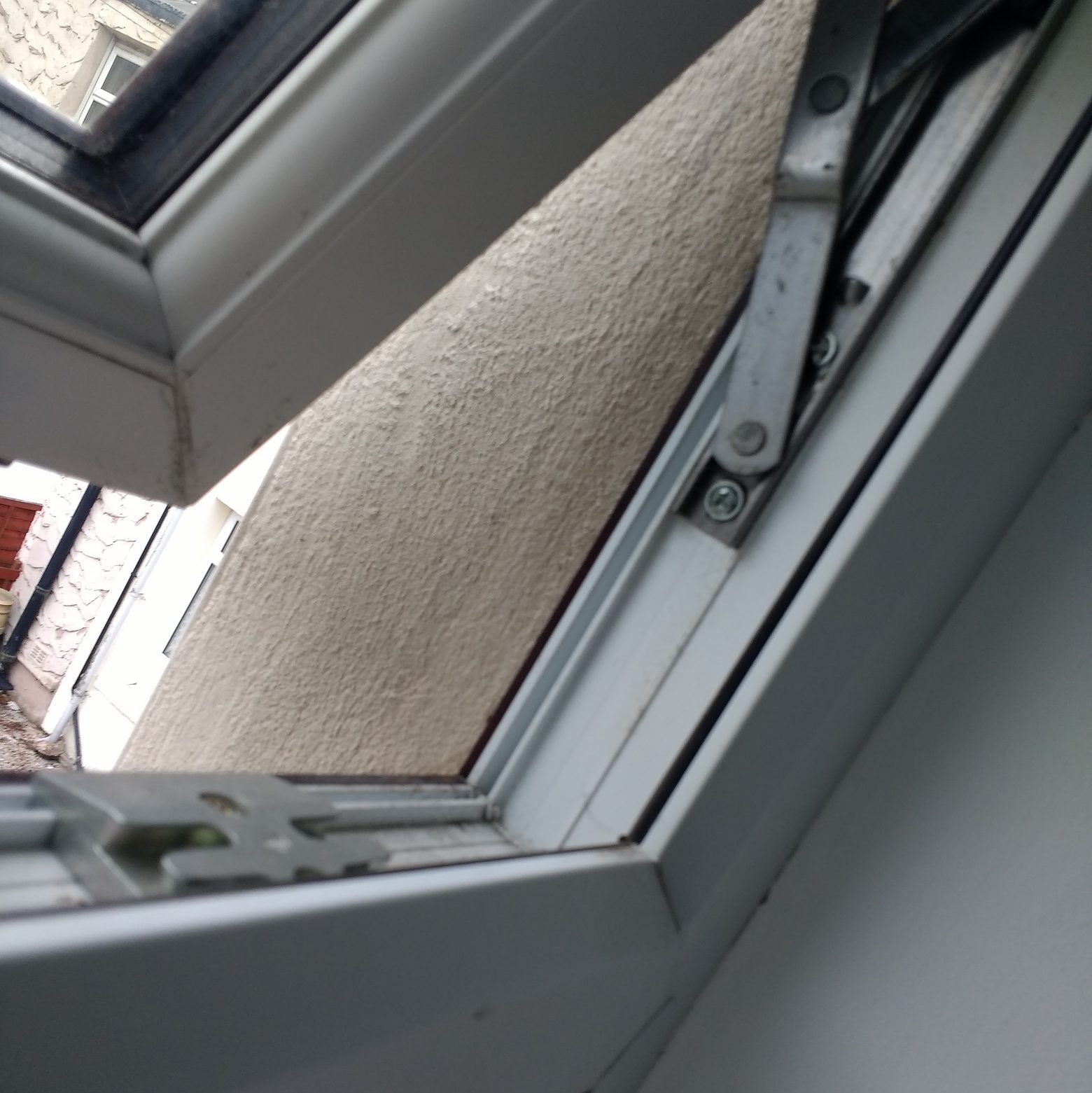 Double glazing reduces energy loss